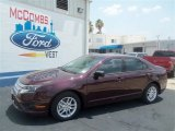 2012 Bordeaux Reserve Metallic Ford Fusion S #67429597