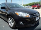 2012 Tuxedo Black Metallic Ford Focus SE Sport 5-Door #67429586