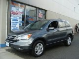 2011 Polished Metal Metallic Honda CR-V EX-L 4WD #67430258