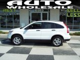 2010 Taffeta White Honda CR-V EX #67429931