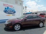 2012 Bordeaux Reserve Metallic Ford Fusion SE #67429552