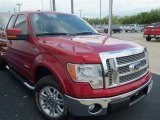 2012 Ford F150 Lariat SuperCab Data, Info and Specs