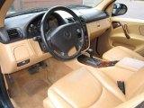 1998 Mercedes-Benz ML Interiors