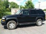 2004 Black Chevrolet Tahoe Z71 4x4 #67429873
