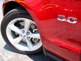 2012 Ford Mustang GT Coupe Wheel