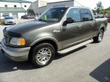 2002 Ford F150 King Ranch SuperCrew Data, Info and Specs