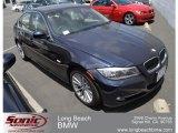 2009 Monaco Blue Metallic BMW 3 Series 335i Sedan #67429847