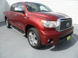 2010 Salsa Red Pearl Toyota Tundra Limited CrewMax #67429846