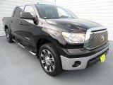 2012 Black Toyota Tundra Texas Edition CrewMax #67429841
