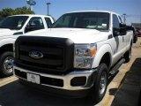 2012 Oxford White Ford F250 Super Duty XL SuperCab 4x4 #67429473