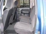 2003 Dodge Ram 1500 SLT Quad Cab 4x4 Rear Seat