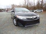 2012 Attitude Black Metallic Toyota Camry LE #67430156