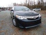 2012 Attitude Black Metallic Toyota Camry LE #67430155