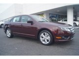 2012 Bordeaux Reserve Metallic Ford Fusion SE #67429780