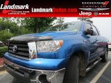 2007 Blue Streak Metallic Toyota Tundra SR5 TRD Double Cab #67429769