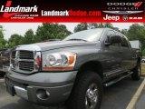 2006 Mineral Gray Metallic Dodge Ram 1500 Laramie Mega Cab 4x4 #67429768