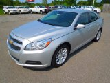 2013 Silver Ice Metallic Chevrolet Malibu ECO #67430117