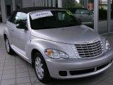 2007 Bright Silver Metallic Chrysler PT Cruiser Convertible #543118
