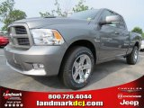 2012 Mineral Gray Metallic Dodge Ram 1500 Sport Quad Cab #67429754