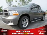 2012 Mineral Gray Metallic Dodge Ram 1500 Express Crew Cab #67429752