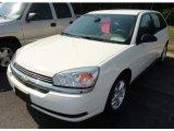 2005 White Chevrolet Malibu Maxx LS Wagon #67430085