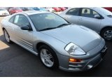 2003 Sterling Silver Metallic Mitsubishi Eclipse GT Coupe #67430079