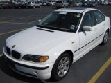 2003 Alpine White BMW 3 Series 325i Sedan #6735428