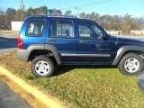 2002 Patriot Blue Pearlcoat Jeep Liberty Sport #67430032