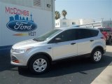 2013 Ingot Silver Metallic Ford Escape S #67429658