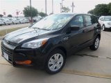 2013 Tuxedo Black Metallic Ford Escape S #67429655