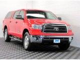 2010 Radiant Red Toyota Tundra TRD CrewMax 4x4 #67429992
