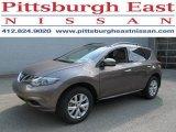 2011 Tinted Bronze Nissan Murano SV AWD #67429988