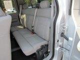 2005 Ford F150 XL SuperCab 4x4 Rear Seat
