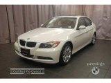 2007 Alpine White BMW 3 Series 335xi Sedan #6735205