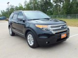 2011 Tuxedo Black Metallic Ford Explorer XLT #67494566
