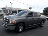 2010 Mineral Gray Metallic Dodge Ram 1500 ST Crew Cab #67493733