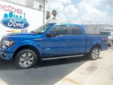 2012 Blue Flame Metallic Ford F150 FX2 SuperCrew #67493724