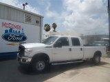 2012 Oxford White Ford F250 Super Duty XL Crew Cab 4x4 #67493721