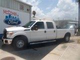 2012 Oxford White Ford F250 Super Duty XL Crew Cab #67493720