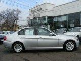 2009 Titanium Silver Metallic BMW 3 Series 328xi Sedan #6736820