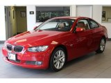2009 Crimson Red BMW 3 Series 335xi Coupe #67493703