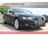2013 Brilliant Black Audi A4 2.0T Sedan #67494509