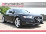 2013 Brilliant Black Audi A4 2.0T quattro Sedan #67494508