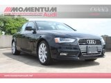 2013 Brilliant Black Audi A4 2.0T quattro Sedan #67494507