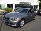 2008 Space Grey Metallic BMW 3 Series 328xi Coupe #67493683