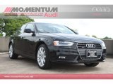 2013 Brilliant Black Audi A4 2.0T quattro Sedan #67494505