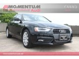 2013 Brilliant Black Audi A4 2.0T Sedan #67494504