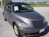 2007 Opal Gray Metallic Chrysler PT Cruiser Convertible #542505