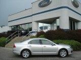 2011 Ingot Silver Metallic Ford Fusion SE V6 #67493666