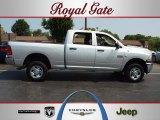 2010 Bright Silver Metallic Dodge Ram 3500 ST Crew Cab 4x4 #67494472